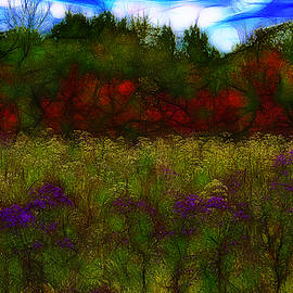 Jean-Marc Lacombe - Autumn Field