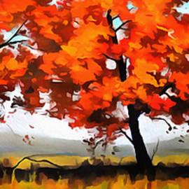 Ronald Bolokofsky - Autumn Fields