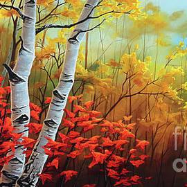 Joe Mandrick - Autumn Fire