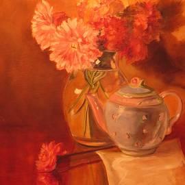 Jean Costa - Autumn Floral Arrangement
