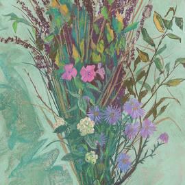 Julia Khoroshikh - Autumn flowers