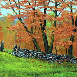 Frank Wilson - Autumn Gate