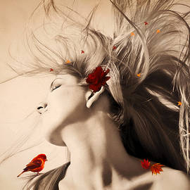 Diane Schuster - Autumn Goddess