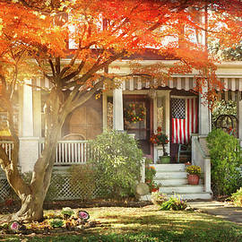 Autumn - Home is where your story begins by Mike Savad