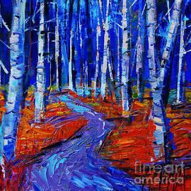 Mona Edulesco - Autumn Impression