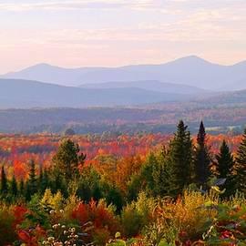 Mike Breau - Autumn in Maine