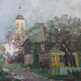 Juliya Zhukova - Autumn in old city