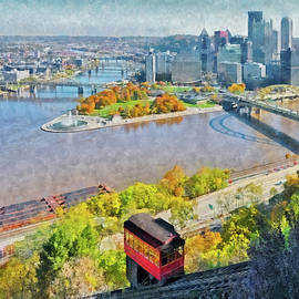Autumn In Pittsburgh by Digital Photographic Arts