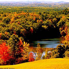 Femina Photo Art By Maggie - Autumn in the Adironacks Mountains