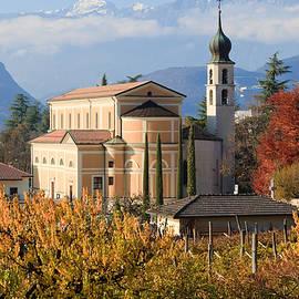 Natalia Macheda - Autumn in Trentino