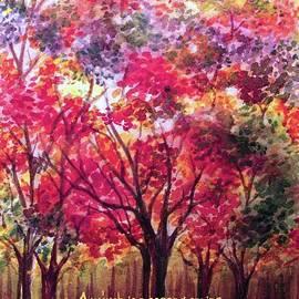 Hazel Holland - Autumn is a Second Spring