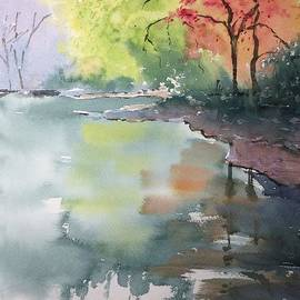 Yohana Knobloch - Autumn Lake