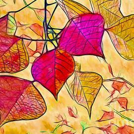 Judi Bagwell - Autumn Leaf Impressions