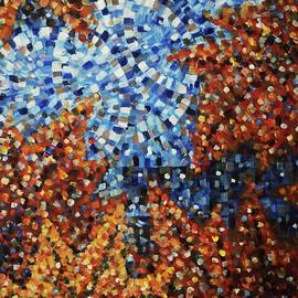 Jim Rehlin - Autumn Maple / Full Moon