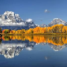 Autumn Mirror  by Michael Morse