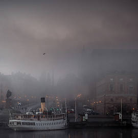 Mikael Jenei - Autumn Morning Stockholm