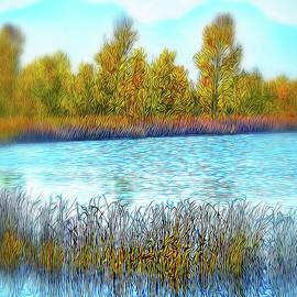 Joel Bruce Wallach - Autumn Morning Tranquility