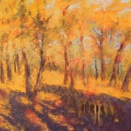 Nancy Jolley - Autumn Oaks