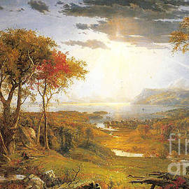 Celestial Images - Autumn On The Hudson River