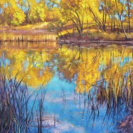 Fiona Craig - Autumn on Wetlands