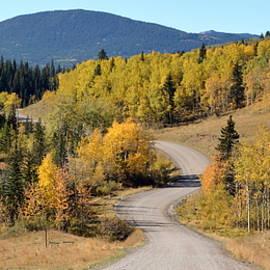 Ed Mosier - Autumn Panorama