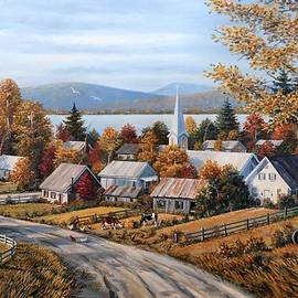 Mike Roberts - Autumn Peace