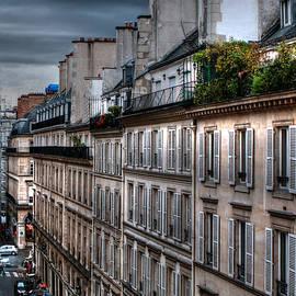 Tom Prendergast - Autumn Rain Paris France