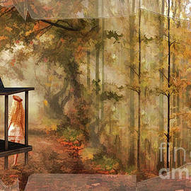 Autumn Retreat  by L Wright