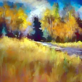 Ronald Bolokofsky - Autumn Road