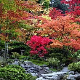 Autumn Serenity by Emerita Wheeling