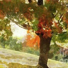 Putterhug Studio - Autumn Shade