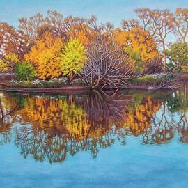Fiona Craig - Autumn South Pond