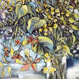 Cathy MONNIER - Autumn Still Life