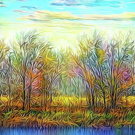 Joel Bruce Wallach - Autumn Sunset Dreamtime