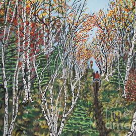 Jeffrey Koss - Autumn Trail Ride