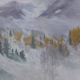 Autumn Valley Mist by Stanza Widen