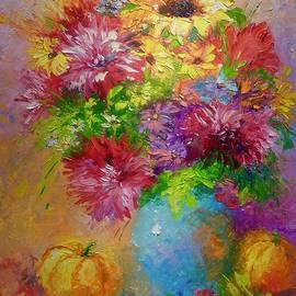 Marina Wirtz - Autumn Waltz