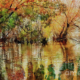 Dianne Phelps - Autumn Water Colors