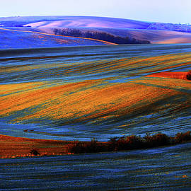 Jenny Rainbow - Autumn Winter. Moravian Tuscany