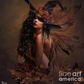 Ali Oppy - Autumn Witch