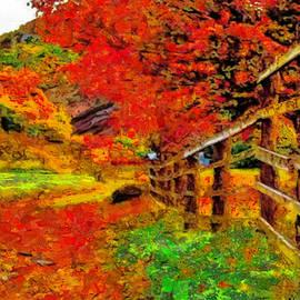 Mario Carini - Autumnal Blaze of Glory