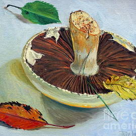 Tilly Willis - Autumnal Still life,