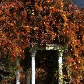 Autumn's Temple by RC DeWinter