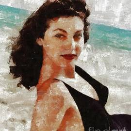 Ava Gardner, Vintage Actress - Mary Bassett