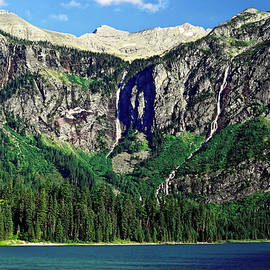 Avalanche Lake by Sally Weigand