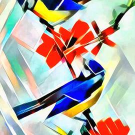 Avian Twist I by Jack Torcello