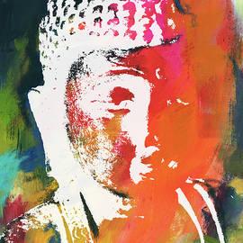 Linda Woods - Awakened Buddha 5- Art by Linda Woods