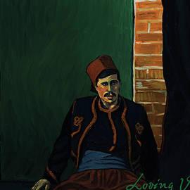 Ay sir - Natasa Efstathiadi