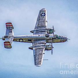 Nick Zelinsky - B-25 Mitchell Panchito