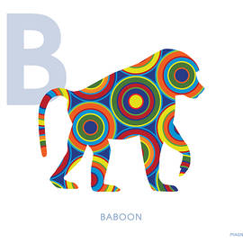 B is for Baboon - Ron Magnes